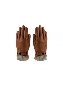 Hatland---Gloves-for-men---Tygo---Cognac
