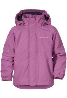 Didriksons---Rain-jacket-for-kids---Otto---Radiant-Purple