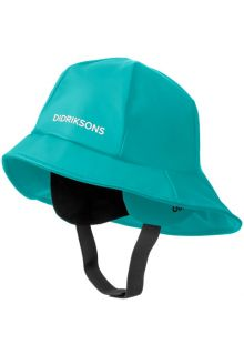 Didriksons---Southwest-hat-5-for-kids---Peacock-Green