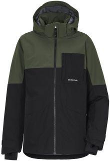 Didriksons---Rain-jacket-2-for-boys---Luke---Black