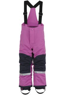 Didriksons---Rain-pants-5-with-suspenders-for-babies---Idre---Radiant-Purple