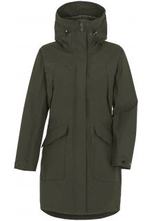 Didriksons---Raincoat-for-women---Agnes---Forest-Green