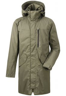 Didriksons---Raincoat-for-men---Arnold-Parka---Fog-green