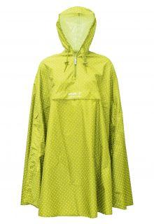 Pro-X-Elements---Packable-rain-poncho-for-women---Alena---Wild-lime