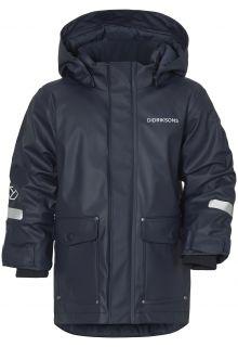 Didriksons---Rain-jacket-for-babies---Nami---Navy