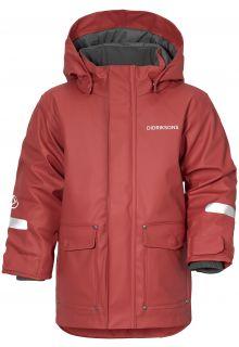 Didriksons---Rain-jacket-for-babies---Nami---Baked-Pink