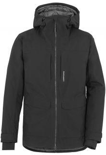 Didriksons---Rain-jacket-for-men---Dale---Black