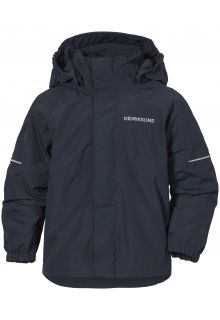Didriksons---Rain-jacket-for-babies---Otto---Navy