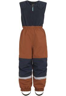 Didriksons---Rain-pants-for-babies---Gordon---Bisquit-Brown
