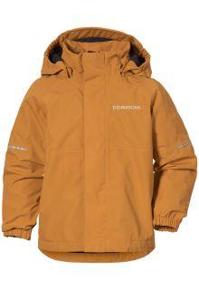 Didriksons---Rain-jacket-for-babies---Otto---Burnt-Glow