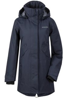 Didriksons---Padded-raincoat-for-women---Tanja-Parka---Darkblue