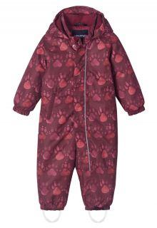 Reima---Winter-overall-for-babies---Puhuri---Jam-red