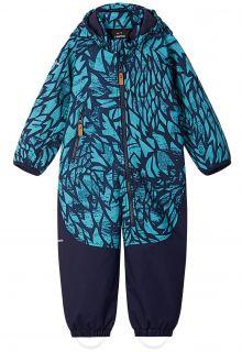 Reima---Softshell-overall-for-babies---Mjosa---Dark-blue