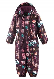 Reima---Snowsuit-for-babies---Reimatec---Puhuri---Deep-purple-forest