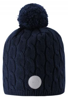 Reima---Beanie-for-boys---Nyksund---Navy