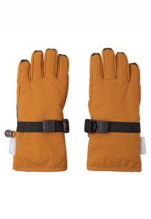 Reima---Winter-gloves-for-children---Tartu---Cinnamon-brown