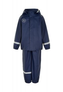 Color-Kids---Rainsuit-for-children---Solid---Dark-blue