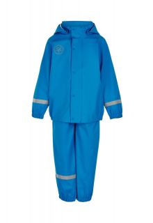 Color-Kids---Rainsuit-for-children---Solid---Surf-blue