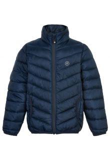 Color-Kids---Packable-jacket-for-children---Quilted---Dark-blue