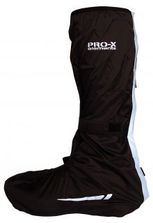 Pro-X-Elements---Rain-gaitor-long-for-adults---Varese---Black-