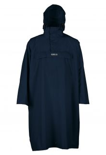 Pro-X-Elements---Hiking-poncho-for-adults---Arosa---Marine-blue