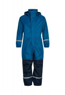 Color-Kids---Coverall-rainsuit-for-boys---No-padding---Surf-Blue