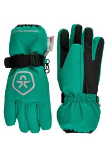 Color-Kids---Waterproof-gloves-for-children---Golf-Green