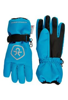 Color-Kids---Waterproof-gloves-for-children---Surf-Blue
