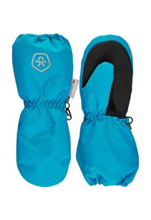 Color-Kids---Mittens-extra-long-for-children---Surf-Blue