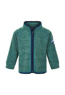Color-Kids---Fleece-jacket-for-babies---Melange---Hydro