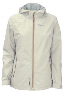 Pro-X-Elements---XL&D-rain-jacket-for-woman---Kim---Beige