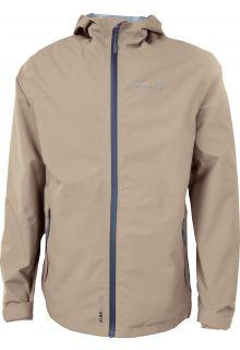 Pro-X-Elements---XL&D-rain-jacket-for-men---Blake---Beige