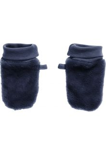 Playshoes---Fleece-Mittens-baby---Navy
