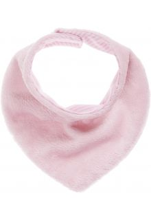 Playshoes---Fleece-shawl-triangle---Light-pink