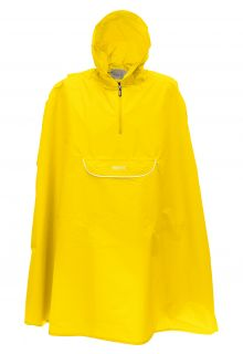 Pro-X-Elements---Packable-rain-poncho-for-children---Pasino---Yellow