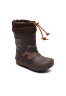 Bisgaard---Winter-boots-for-kids---Thermo---Army