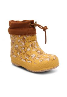 Bisgaard---Winter-boots-for-babies---Thermo-Baby---Mustard