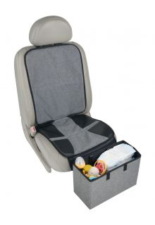 Altabebe---Car-seat-cover-with-footrest-for-toddlers---Grey