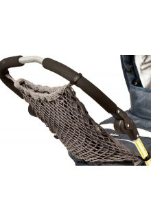 Altabebe---Shopping-net-bag-with-lining-for-strollers---Grey