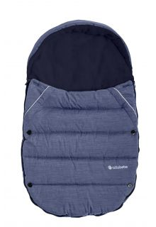 Altabebe---Footmuff-for-kid-seat-and-carrier---Alpin---Blue/navy