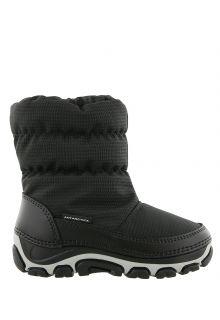 Antarctica---Snowboots-with-zipper-closure-for-children---AN-123---Black