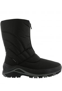 Antarctica---Snowboots-with-zipper-closure-for-adults---AN-2350---Black