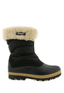 Antarctica---Snowboots-with-zipper-closure-for-children---AN-1220---Black