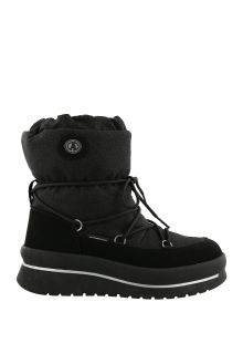 Antarctica---Snowboots-with-Tie-on-closure-for-women---AN-8666---Black