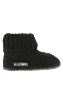 Bergstein---House-slippers-for-kids-and-adults---Cozy---Black