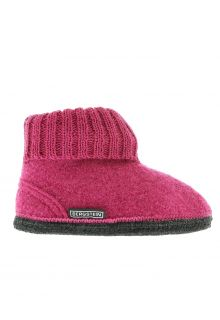 Bergstein---House-slippers-for-kids-and-adults---Cozy---Raspberry