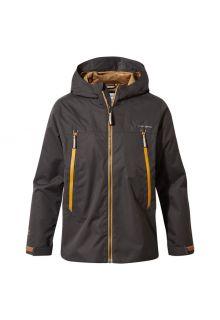 Craghoppers---Waterproof-Shell-jacket-for-kids---Jesse---Black-pepper