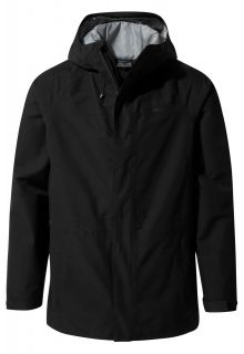 Craghoppers---Gore-Tex®-jacket-for-men---Corran---Black