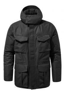 Craghoppers---Waterproof-jacket-for-men---Pember---Black-Pepper