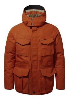 Craghoppers---Waterproof-jacket-for-men---Pember---Potters-Clay